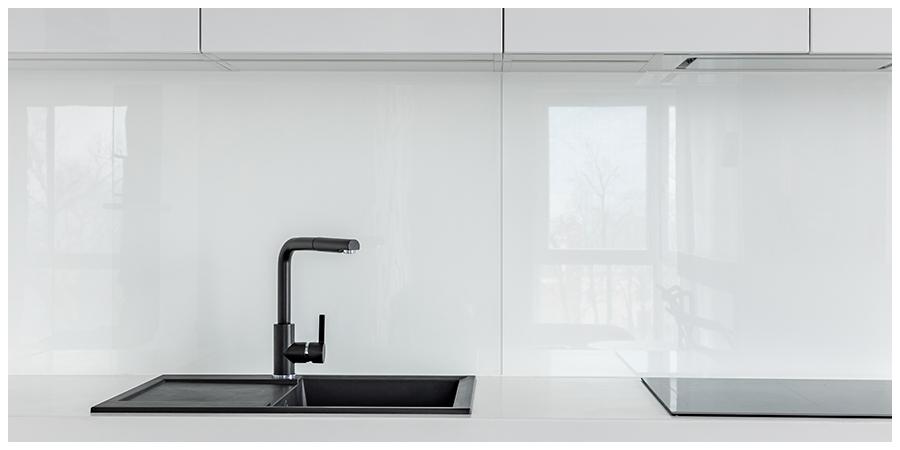 Rückwand Küche Acrylglas