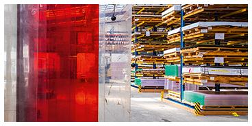 Kunststoffplatten online Lager