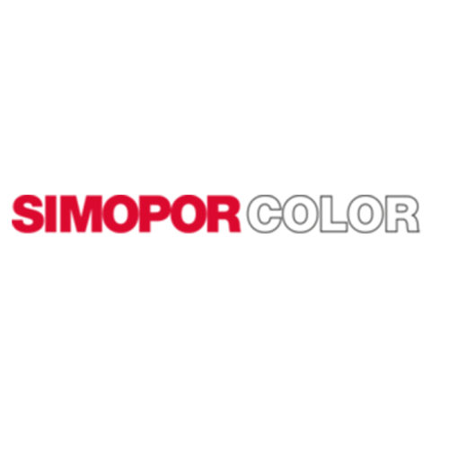 Simopor Color Markenlogo