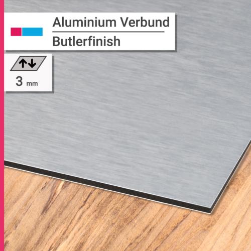 aluminium verbund butlerfinish